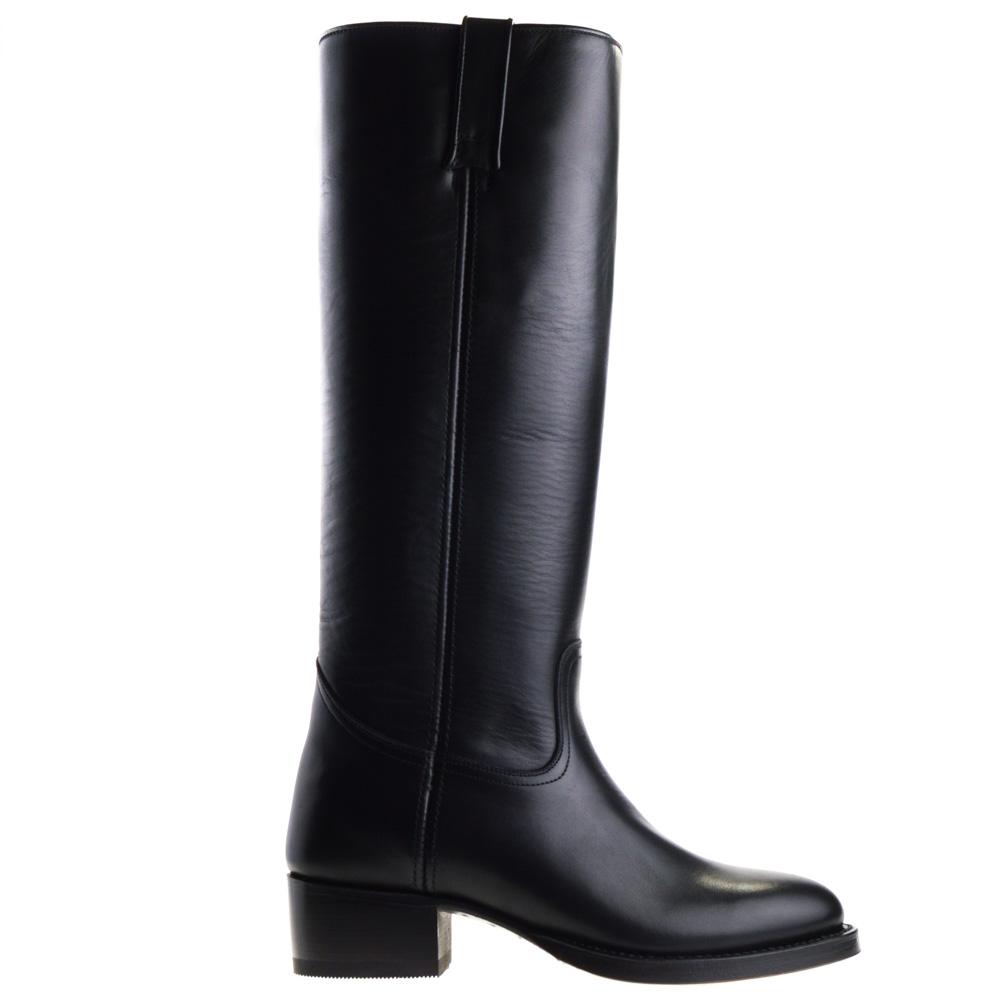 Tony Mora Boto Dames Lange Laarzen in Zwart online kopen