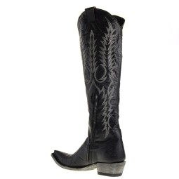 Old Gringo Cowboy Boots Black for Women