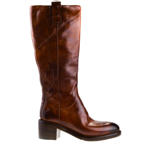 Lemargo Long Boots Cognac  for Women