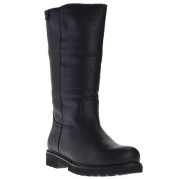 panama jack dames laarzen gevoerd zwart 11 zwart leer Direct