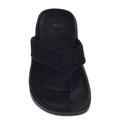 UGG Seaside Heren Slippers in Zwart kopen bij Taft Shoes