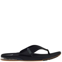 reef heren slippers zwart