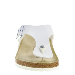 Birkenstock Ramses BS Heren Slippers in Wit kopen bij Taft Shoes
