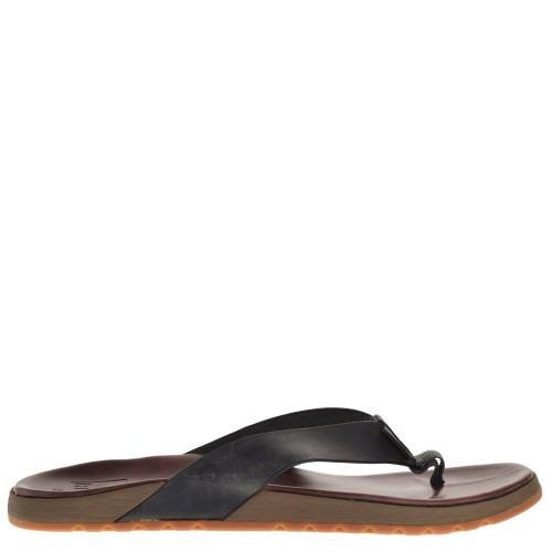 reef heren slippers grijs 45 grijs donker direct leverbaar uit de