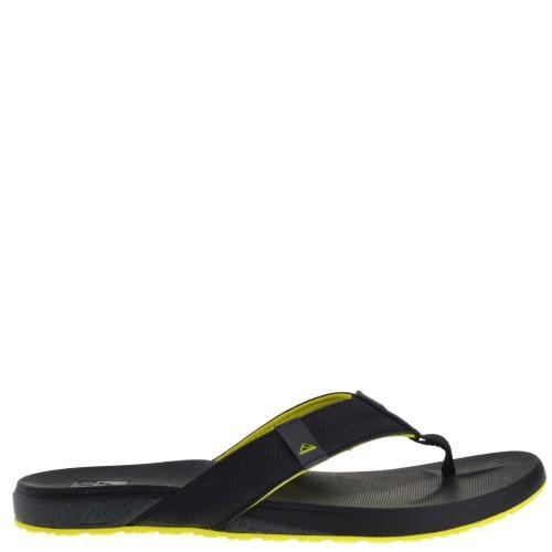 reef slippers gray for men