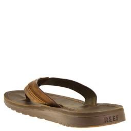 d13a6bcacf7386 Reef Voyage Lux Heren Slippers in Bruin kopen bij Taft Shoes