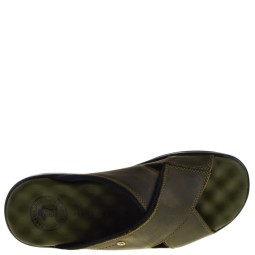 Panama Jack Magic C30 Heren Slippers in Groen online kopen