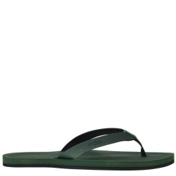 indosole heren slippers groen