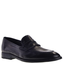 Fabrizio Silenzi Loafers in Black for Men