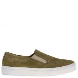 goosecraft heren slip-ons naturel