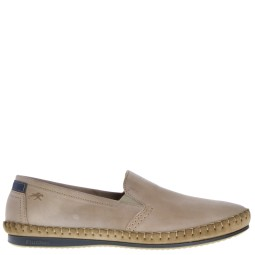 fluchos heren mocassins beige