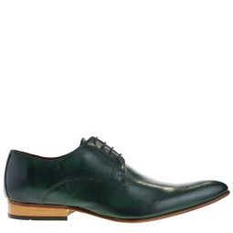 taft shoes heren veterschoenen groen