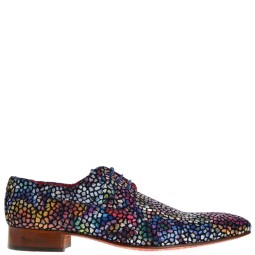 pepe milan heren veterschoenen multi colour