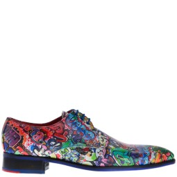 Pepe Milan Casual Shoes Grafiti for Men