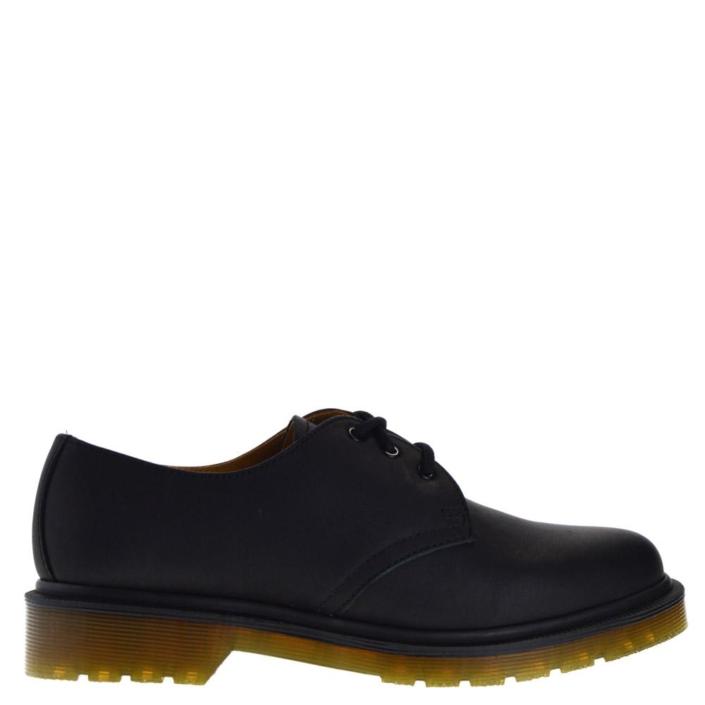 dr  martens heren veterschoenen zwart 11 zwart leer Direct leverbaar uit de webshop van www taft nl