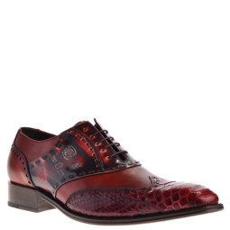 Sendra Rouge Chaussures Lacées oYE6ueypZ