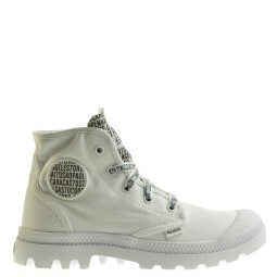 palladium heren veterschoenen wit