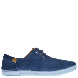 fly london heren veterschoenen blauw