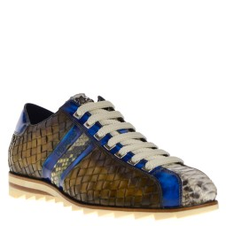 For Brown Casual Men Blue Harris Shoes l1TF3cKJ