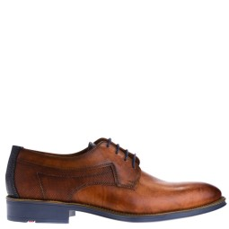 lloyd heren veterschoenen cognac
