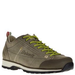 Dolomite Comfort Shoes Grey-Green for Men