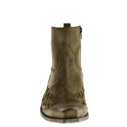 Sendra 11783 Heren Western Boots in Lichtgroen online kopen