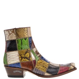 sendra boots heren western boots multi