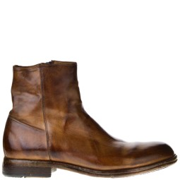lemargo heren enkelboots naturel