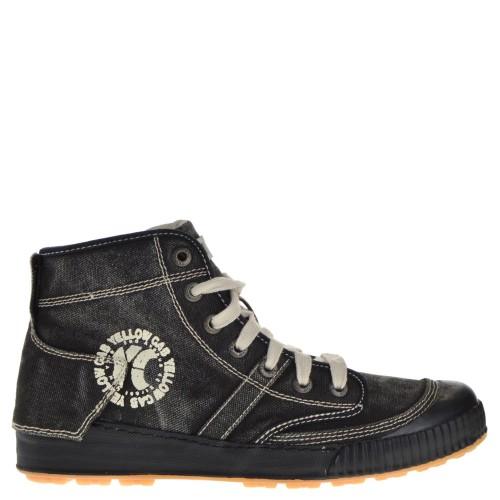 4454fff7b30 Yellow Cab Shoe Laces Black for Men