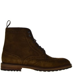 flecs heren veterboots coconut