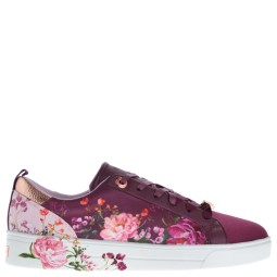 ted baker dames sneakers paars