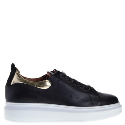 Linkkens 19 Zwart Dames CombiDirect Goud Leverbaar Sneakers 6Y7vIybmfg