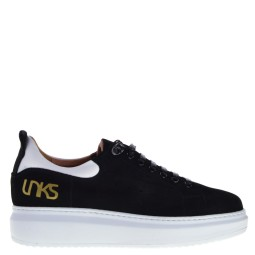 linkkens dames sneakers zwart