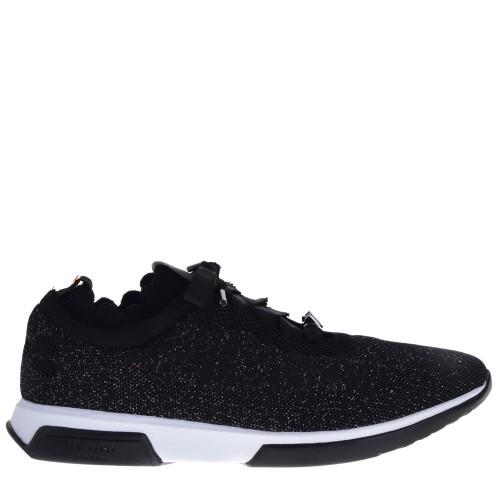 Ted Baker Sneakers Black Glitter for Women