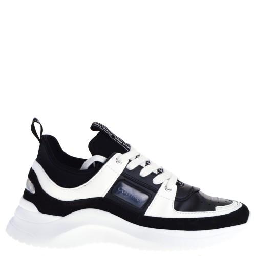 Calvin Klein Sneakers Black-White for Women