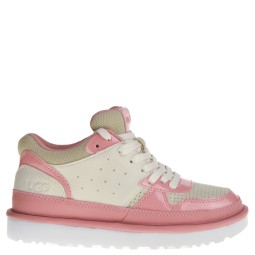 ugg dames sneakers roze wit