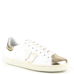 trussardi dames sneakers wit