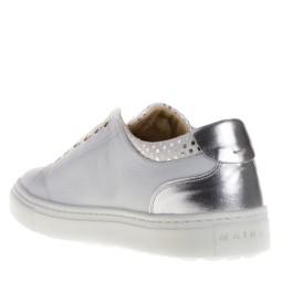 a358d288bfe maimai dames sneakers wit zilver 39 wit combi. Direct leverbaar uit de webshop  van ...