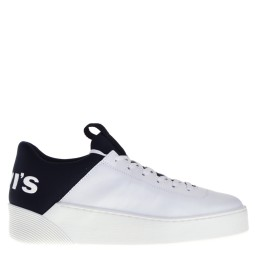 levi's dames sneakers wit