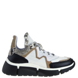 cetti dames sneakers wit