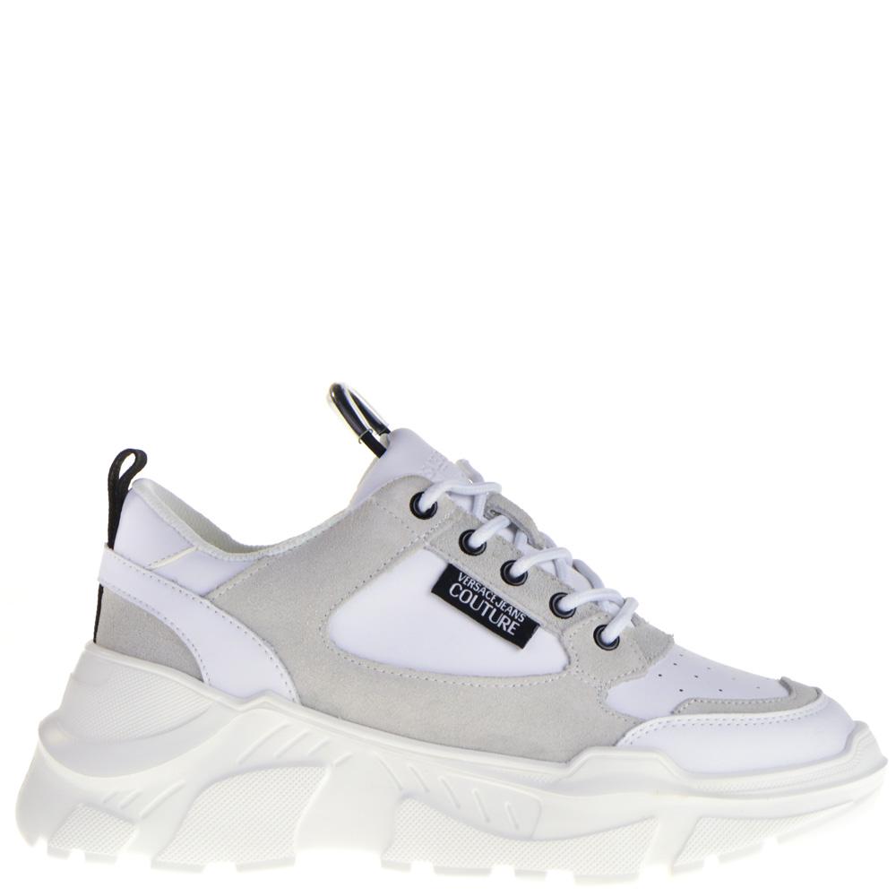 Versace Jeans Dames Sneakers in Wit online kopen
