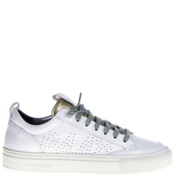 p448 dames sneakers wit