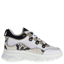 stokton dames sneakers wit