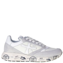premiata dames sneakers wit
