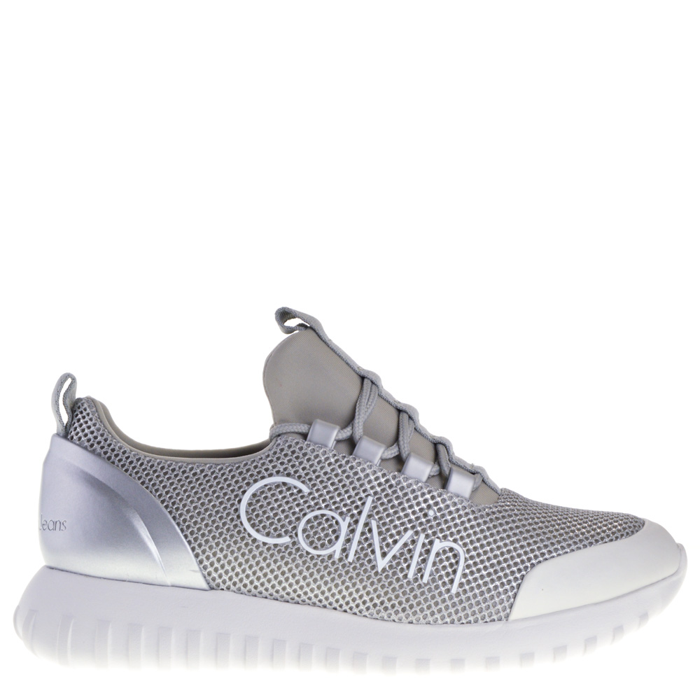 Calvin Klein Sneakers Silver for Women