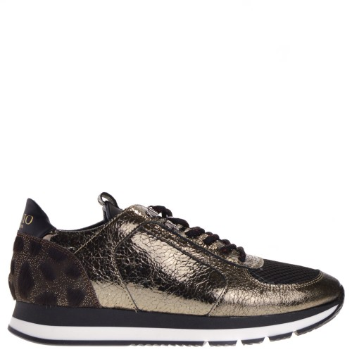 492b6c4f5f0 OMNIO LONDON SNEAKERS BRONZE FOR WOMEN