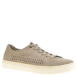 toms dames sneakers taupe suede