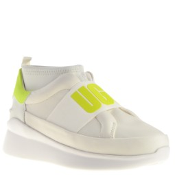 UGG NEUTRA Dames Sneakers in Wit Neon online kopen