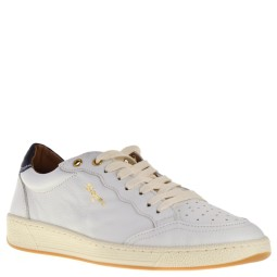 Blauer Murray Heren Sneakers in Wit online kopen