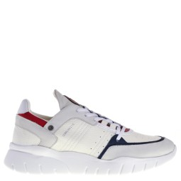 Colmar Sneakers White-Navy for Men